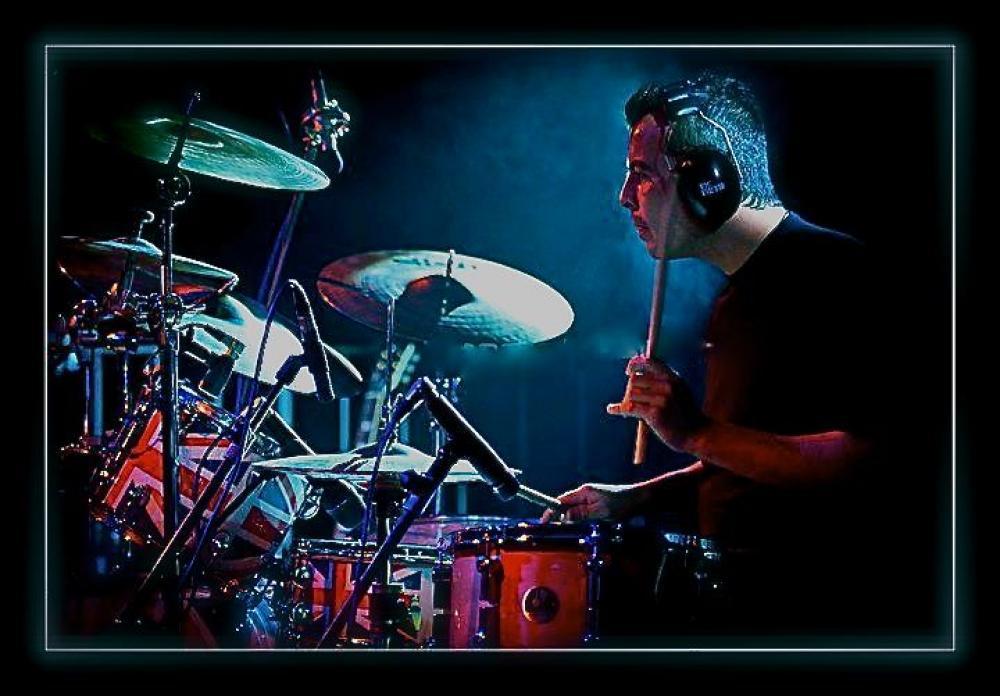 Latin Jazz Drum - Ostinato sul Campanaccio