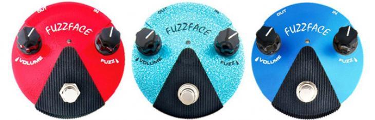 Dunlop mini fuzz!