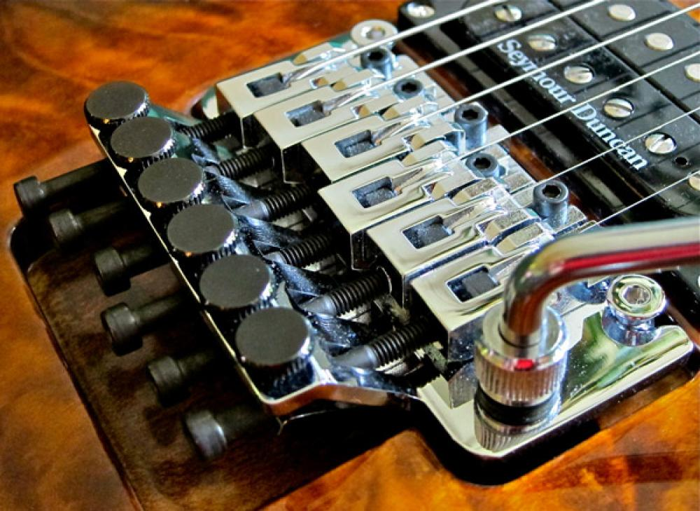 Floyd Rose in-intonabile