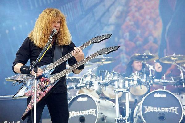 Dean Dave Mustaine VMNT Double Neck