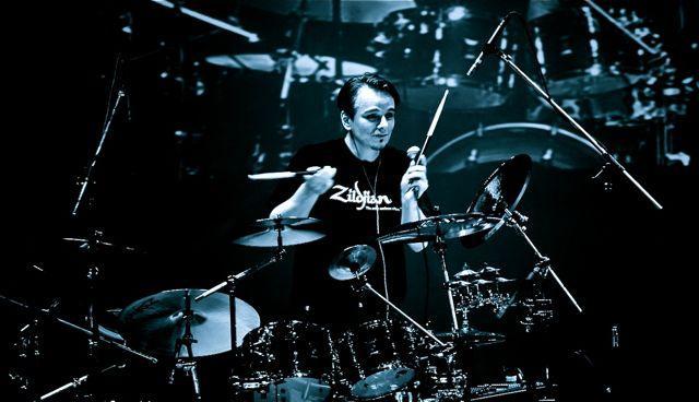 Porcupine Tree - la batteria di Blackest Eyes