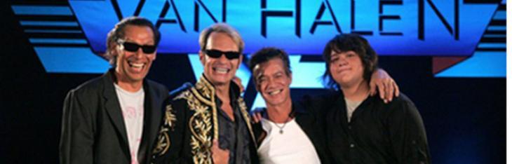 The Van Halen Saga