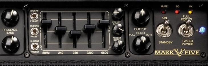 Mesa Boogie Mark V: un mostro in cantina