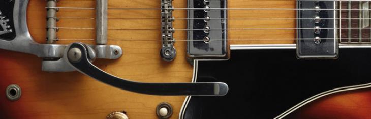 Feedback chitarra semiacustica
