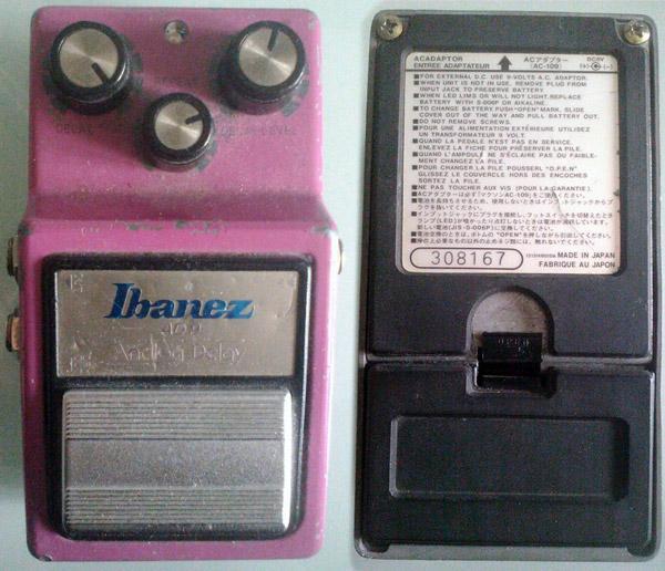 Ibanez AD9 vintage