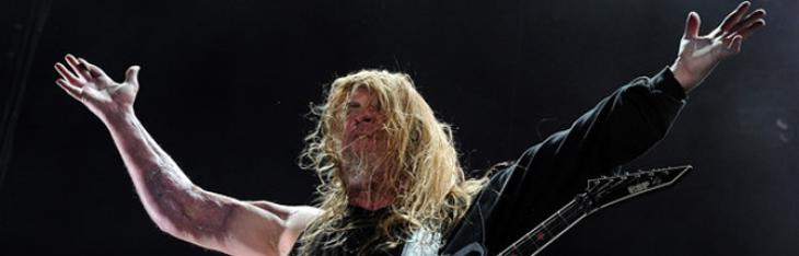 Morto Jeff Hanneman, chitarrista degli Slayer