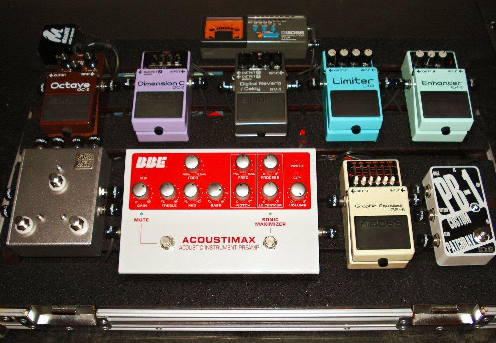 The Pedalboard Junction