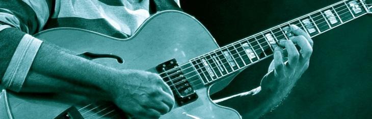 Chitarra Jazz - Ritmo, ritmo, ritmo!