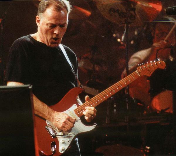 Il mio sound alla David Gilmour