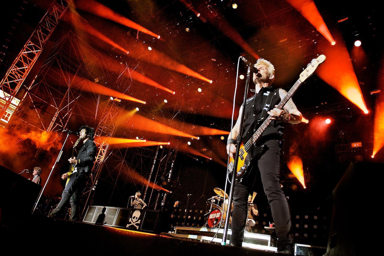 Green Day live e lezioni di punk con Marky Ramone