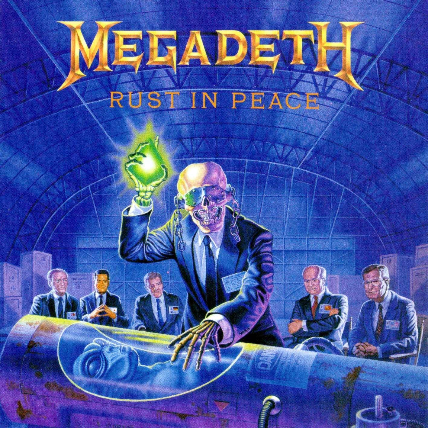 "Accordiani in Cattedra: gli assolo di ""Rust In Peace"" dei Megadeth"