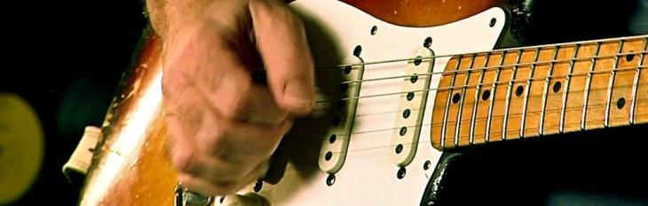 Scala blues & corde a vuoto con Carl Verheyen