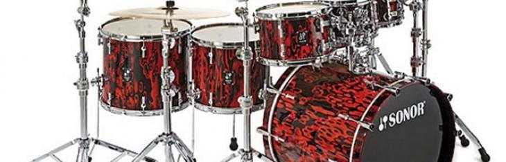 MIS 2013: Sonor e Istanbul Cymbals