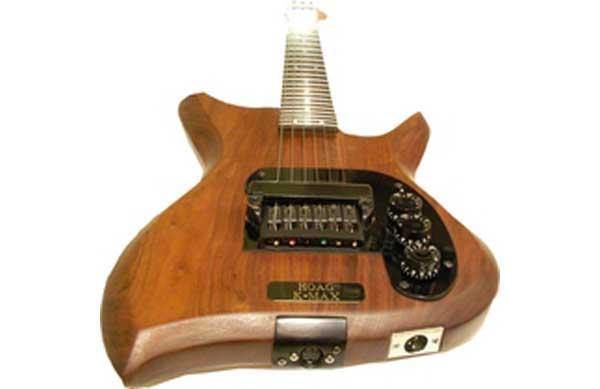 Hoag: il pickup MIDI ottico sbucato dal passato