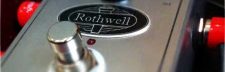 Rothwell Hellbender tra TS9 e Plexi