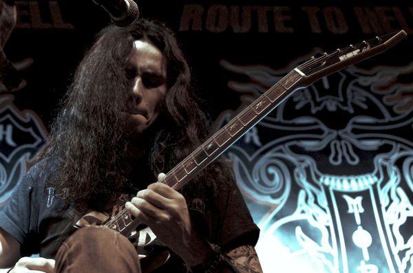 Da Salonicco a Ozzy: intervista con Gus G