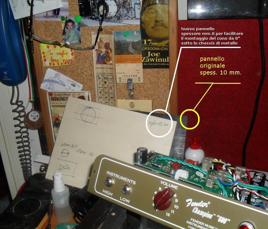 Fender Champion 600: ampli da addomesticare