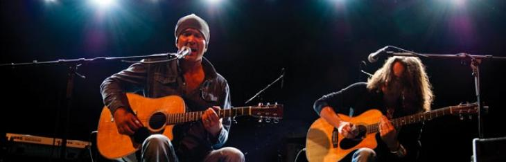 Dave Kilminster in tour acustico
