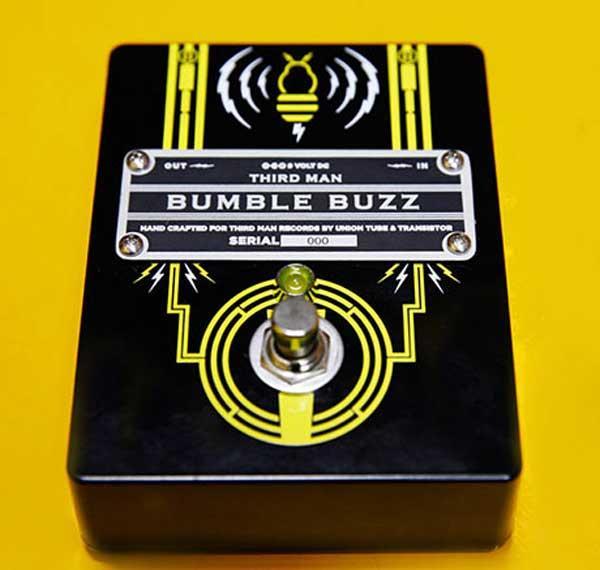 TMR Bumble Buzz: fuzz firmato Jack White