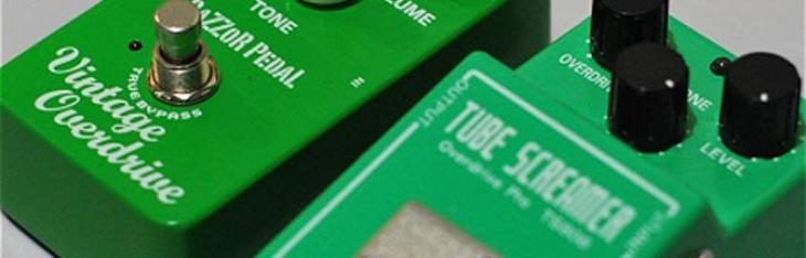 Cloni Tubescreamer: un evergreen anche low cost
