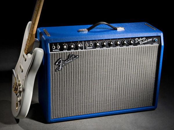 Come ti miglioro un Fender Deluxe Reverb 65 r