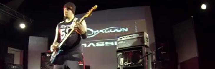 Dragoon Massive: Dado Neri rock a palla!