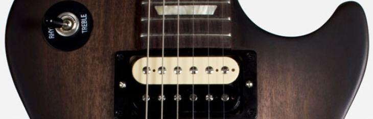 Gibson LPJ 2014: raw power molto raw