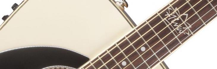 Un 2014 acustico per Fender