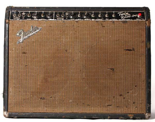 Controlli di tono a tre bande: Fender Blackface