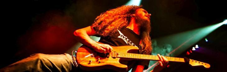 Guthrie Govan: faccio cantare la chitarra al posto mio