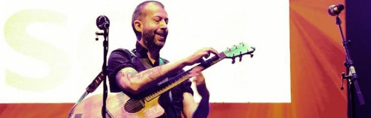 Musikmesse 2014: Jon Gomm live