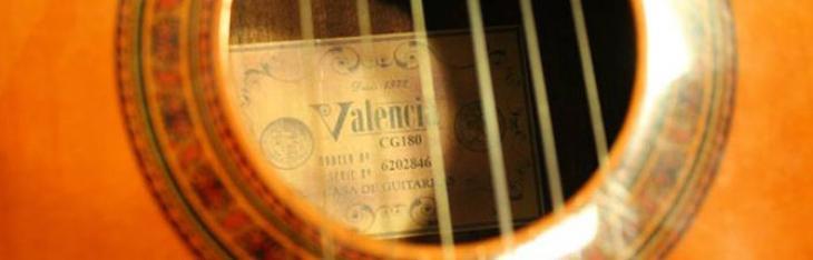 Valencia CG-180: una classica maturanda