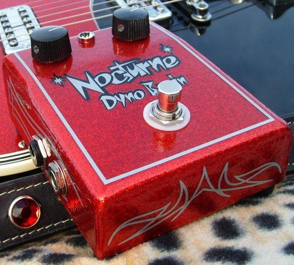 Nocturne Dyno Brain: preamp from the space