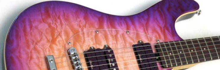 MusicMan Steve Morse: purosangue, ma non per tutti