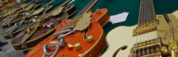 SHG Napoli 2014: è lecito modificare una chitarra vintage?