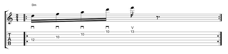Bruce Bouillet: string skipping sotto i raggi X