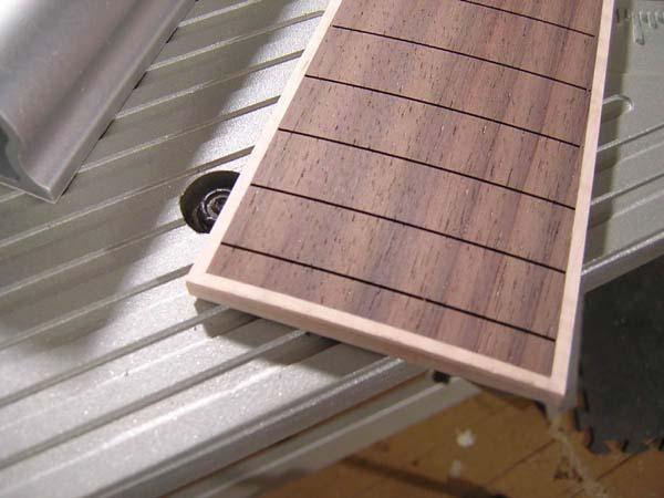 Cura e manutenzione della tastiera in palissandro