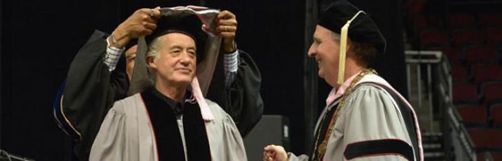 Dott. Jimmy Page specialista in rock'n'roll
