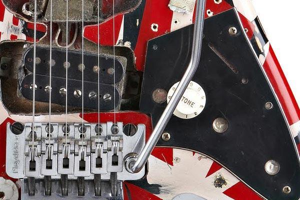 Violini, Volume, Van Halen