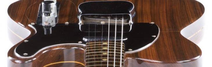Fender Telecaster Rosewood