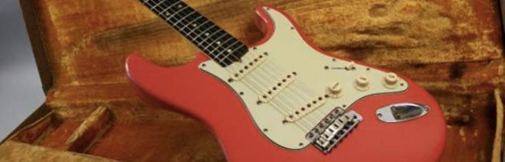 La Stratocaster