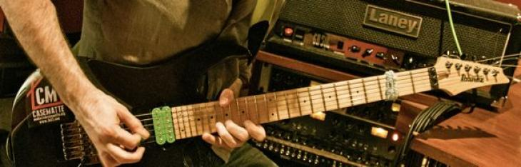 Una full immersion di chitarra