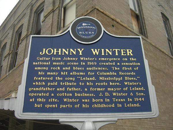 Johnny Winter: The Warmest Winter Ever