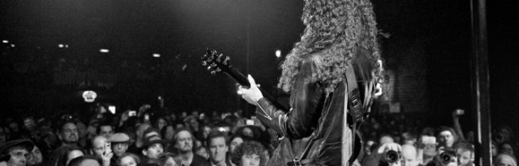 Super Rock Guitar: Marty Friedman e la chitarra punk metal