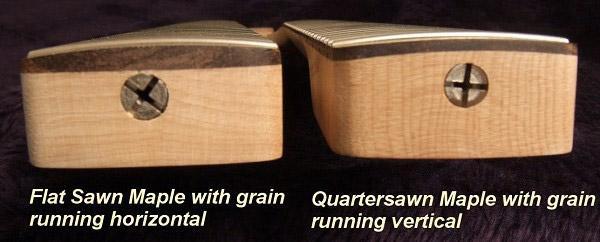 I legni della Stratocaster