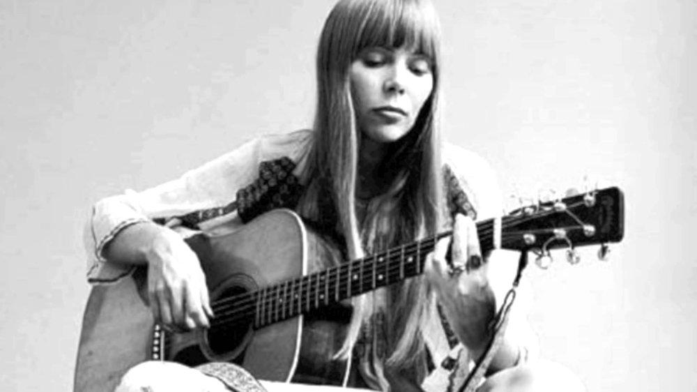 Joni Mitchell, The Lady Of The Canyon