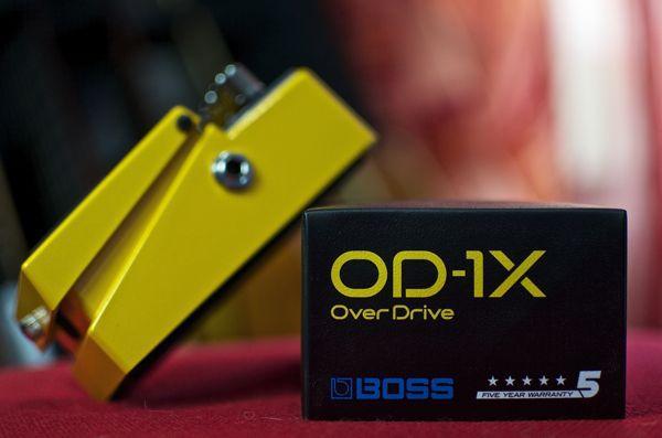 Boss OD1X