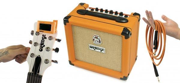 Orange si dà al guitar pack