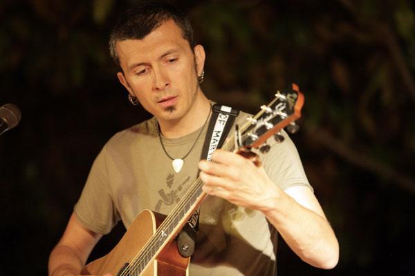 Massimo Varini in masterclass e concerto