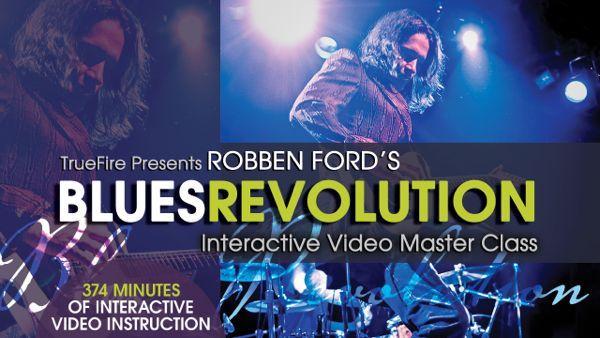 Robben Ford: Blues Revolution